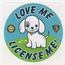 love me, license me