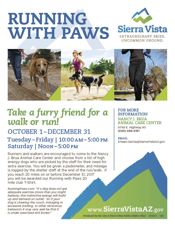 2017 Running With Paws Flyer [SFS]